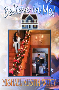 Sweet Christmas romance novella, available on Amazon