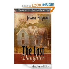 THE LAST DAUGHTER Book Cover