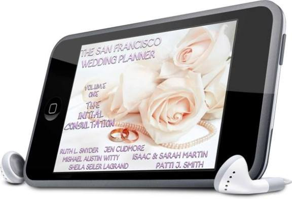Cover for THE SAN FRANCISCO WEDDING PLANNER from Helping Hands Press