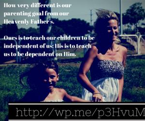 God's parenting goal