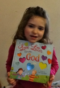 amanda loves God