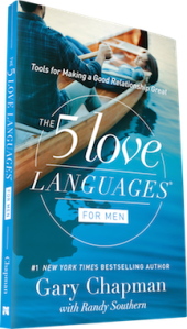 5 love languages cover