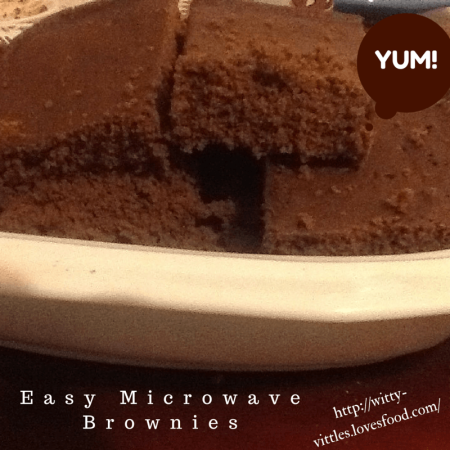 microwave-brownies