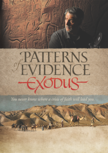 patterns of evidence exodus cover