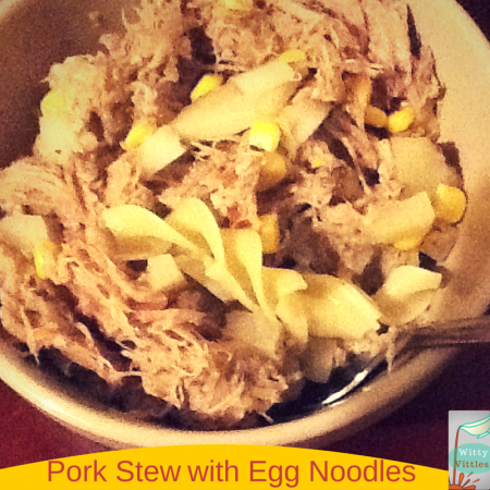 pork stew egg noodles