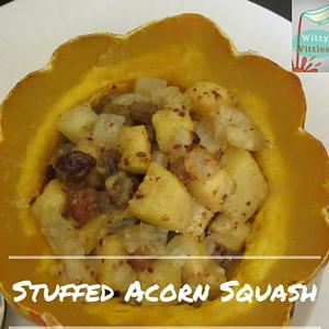 acorn squash recipe