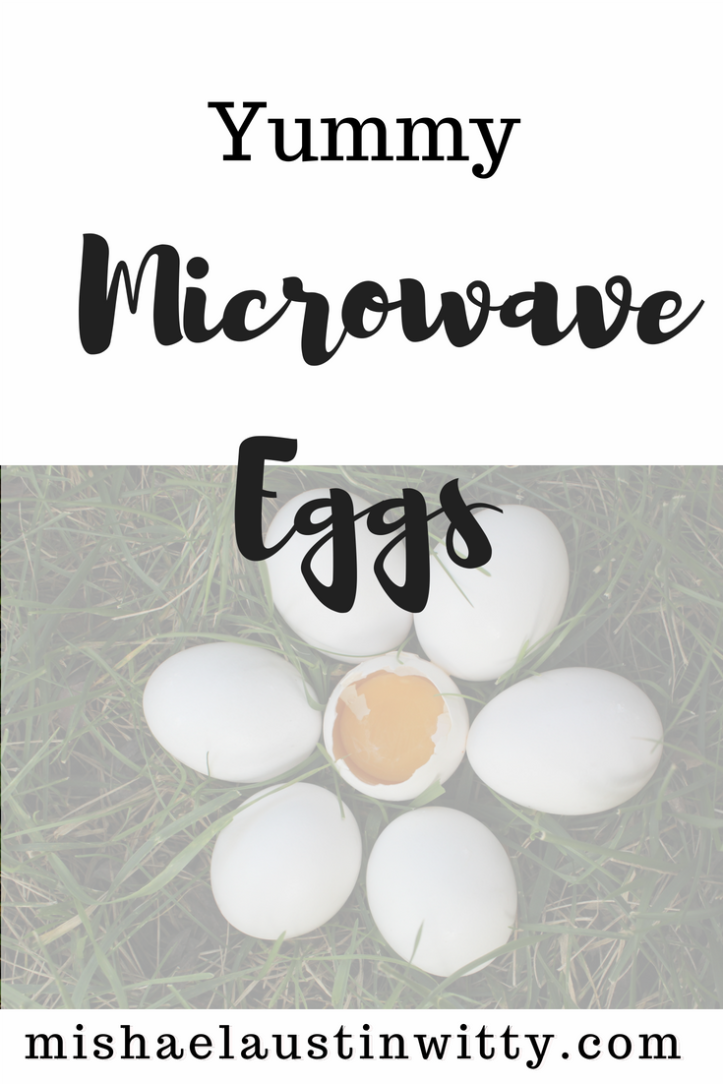 yummy microwave eggs