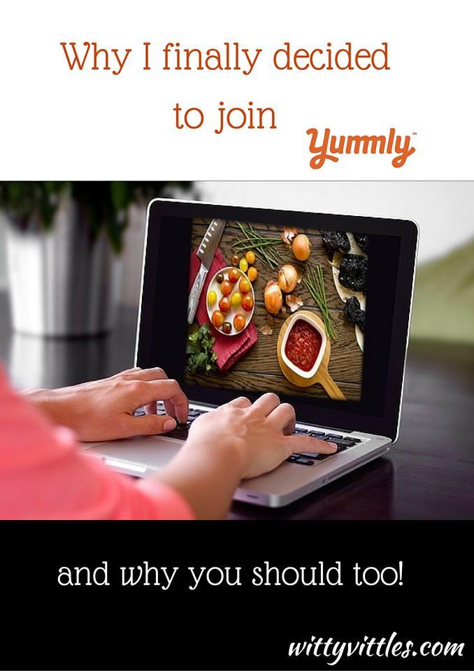 join yummly