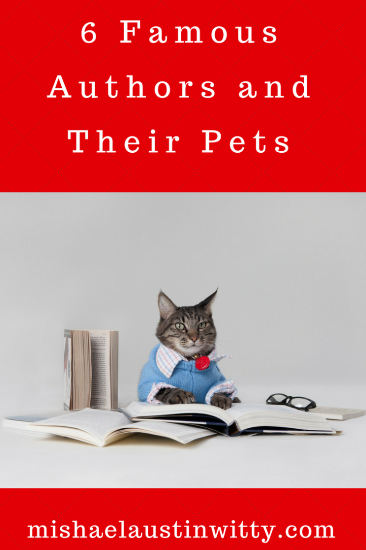 famous authors and their pets