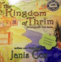 Thrim won Beverly Hills Book Award 2016
