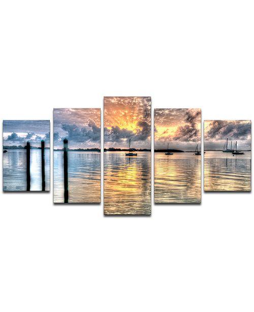 calm waters wall art