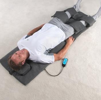 body massage mat