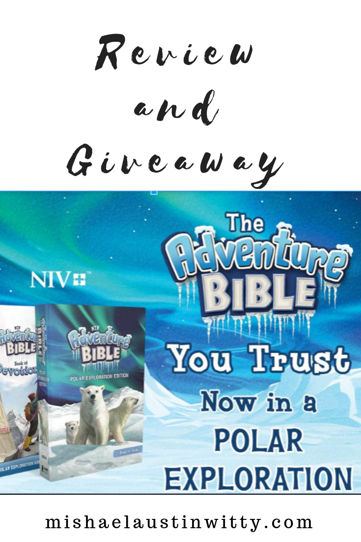 polar exploration review and giveaway