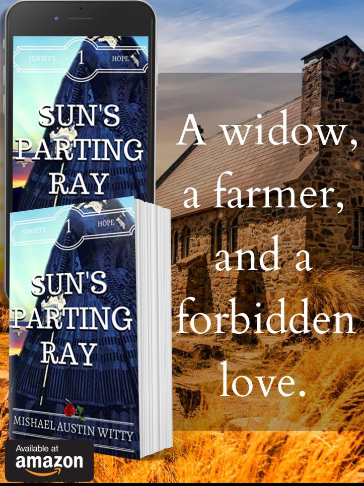 Sun's Parting Ray BookBrush